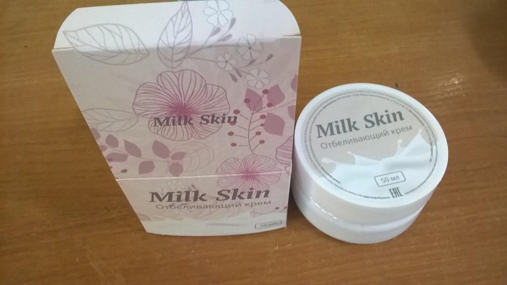 Milk Skin - Крем от пигментных пятен