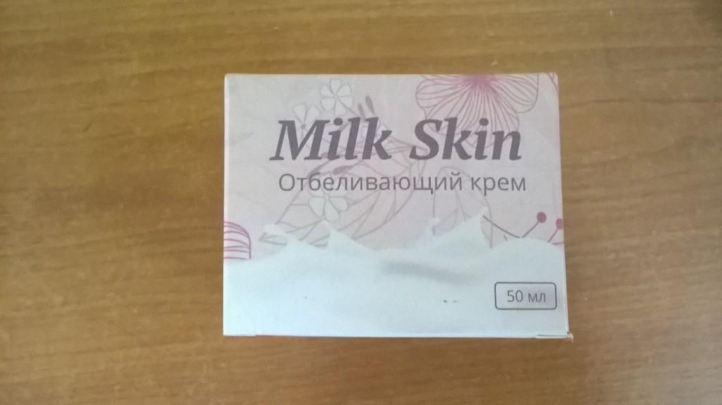 Milk Skin - Отбеливающий крем