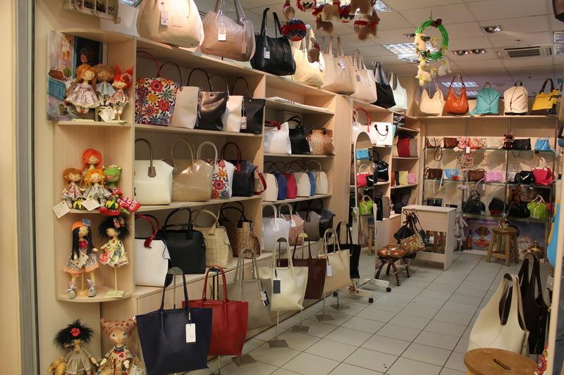 выбор женских кожаных сумок