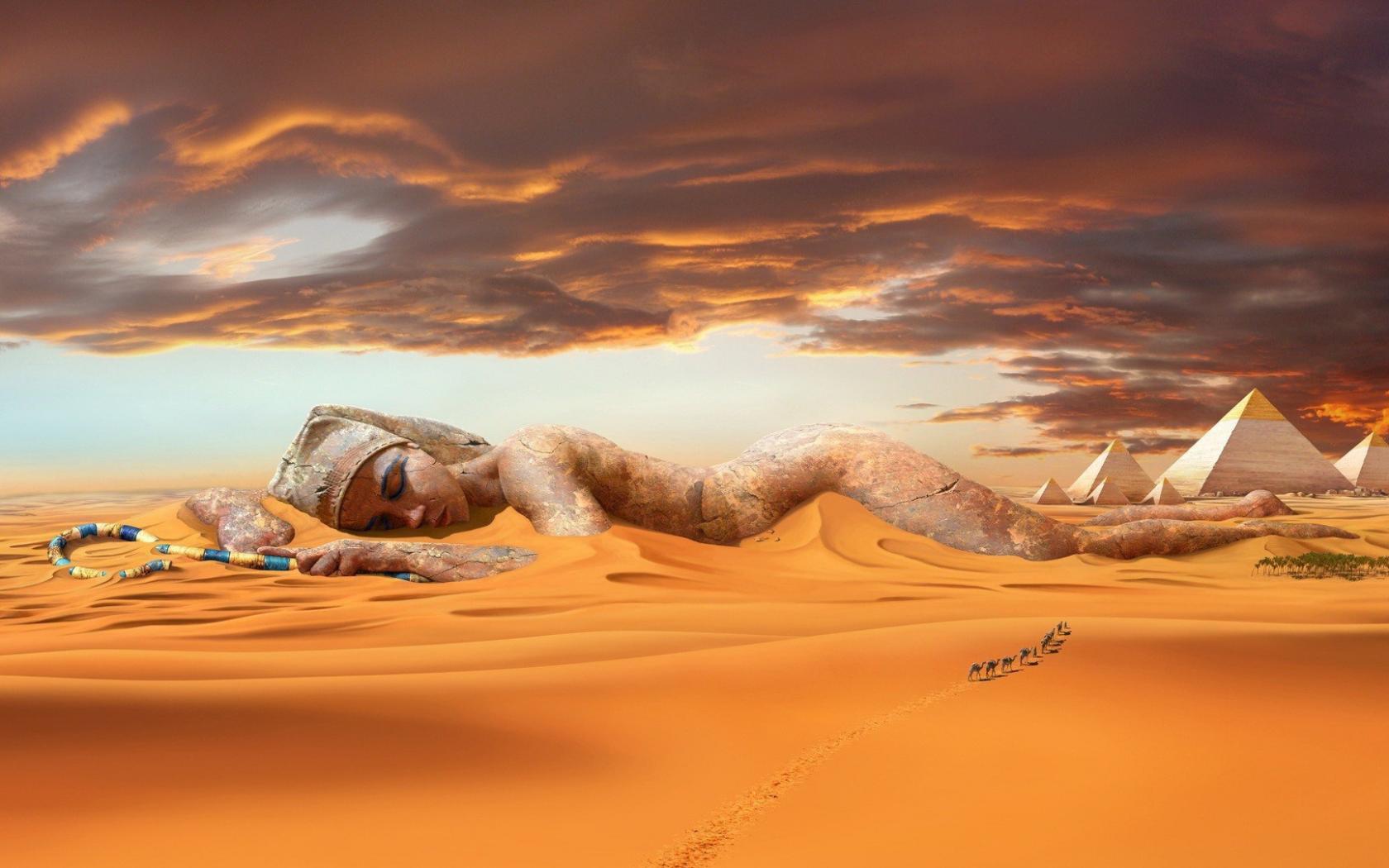 egypt_desert_statue_hd_wallpaper-1680×1050